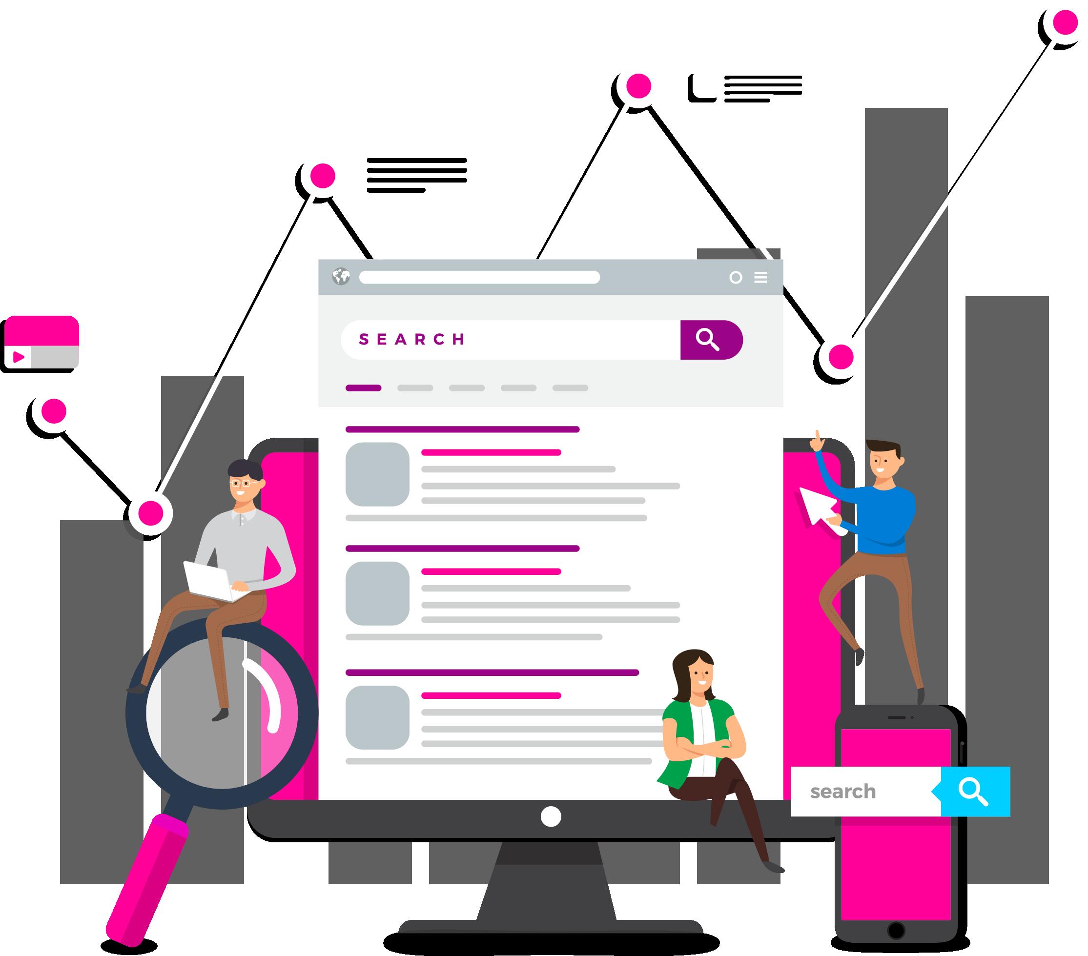 Agency For Online Marketing Web Design
