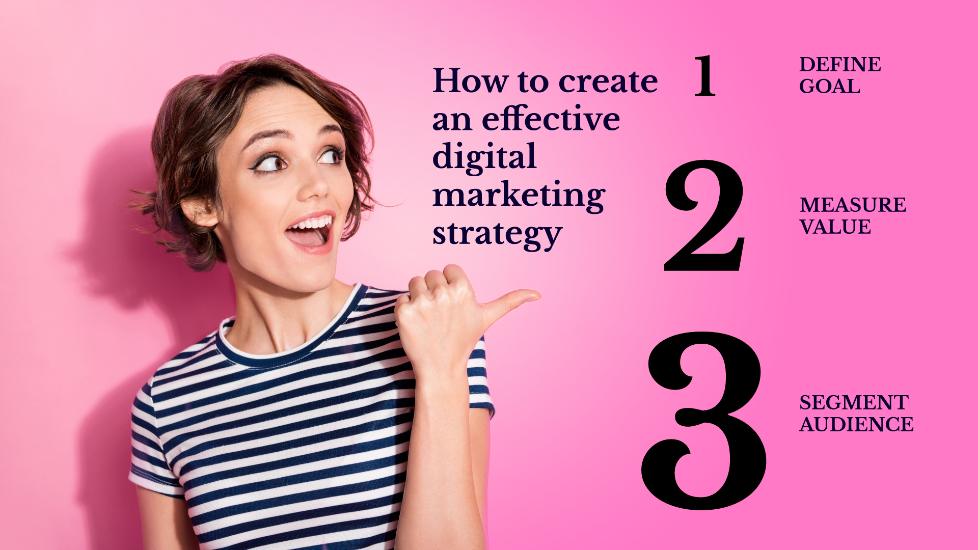 Create an Awesome Digital Marketing Strategy: Part 1